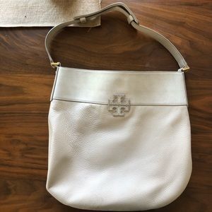 Tory Burch off white  purse